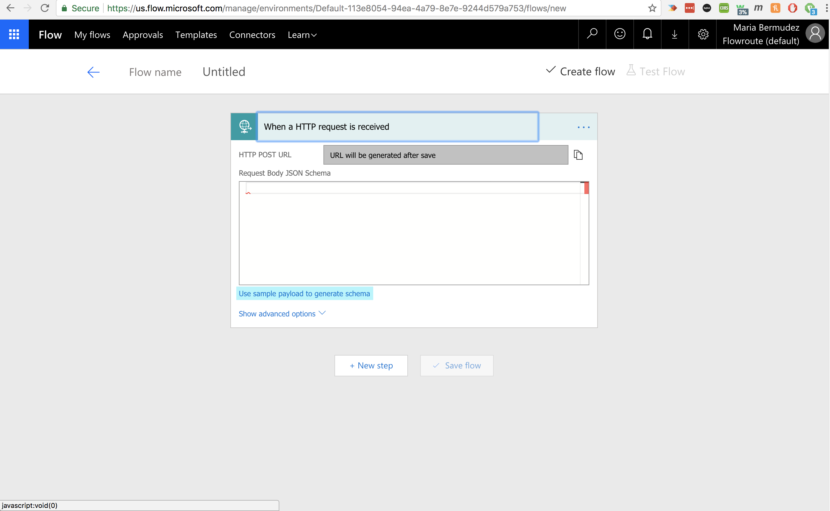 Receive Inbound SMS and MMS via Email with Microsoft Flow